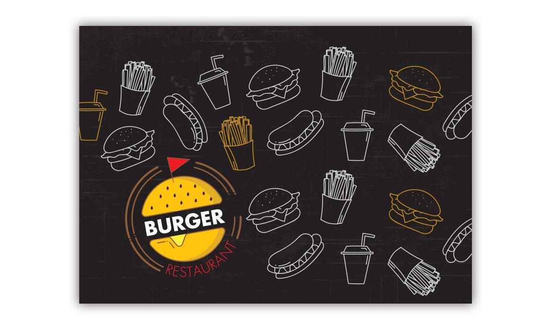 Εκτυπώσεις για Εστιατόρια & Ταχυφαγεία - Σουπλά μίας Χρήσης