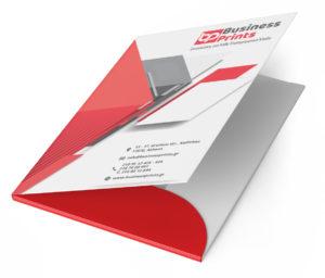Φολντερ εγγράφων Α4 - Businessprints.gr
