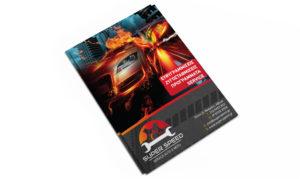 Εκτυπώσεις για Συνεργεία Αυτοκινήτων/Μοτο - Διαφημιστικά Φυλλάδια