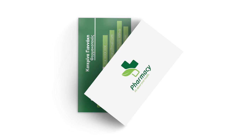 Εκτυπώσεις για Φαρμακεία - Επαγγελματικές Κάρτες