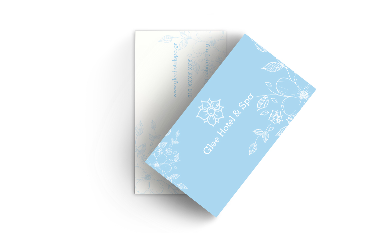 Εκτυπώσεις για Ξενοδοχεία - Επαγγελματικές Κάρτες