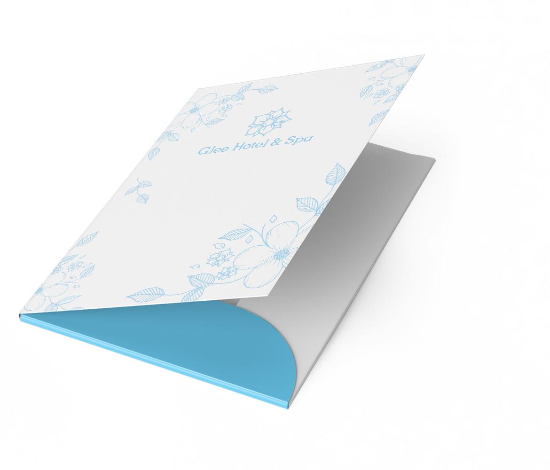 Εκτυπώσεις για Ξενοδοχεία - Folder Εγγράφων