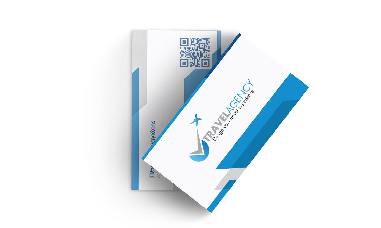 Εκτυπώσεις για Πρακτορεία Τουρισμού - Επαγγελματικές Κάρτες