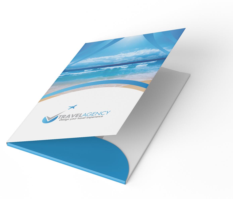 Εκτυπώσεις για Πρακτορεία Τουρισμού - Folder Εγγράφων